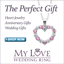 The Perfect Gift from MyLoveWeddingRing.com
