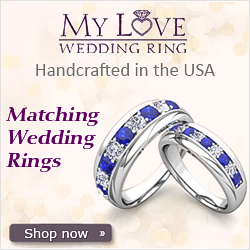 Wedding Rings from MyLoveWeddingRing.com