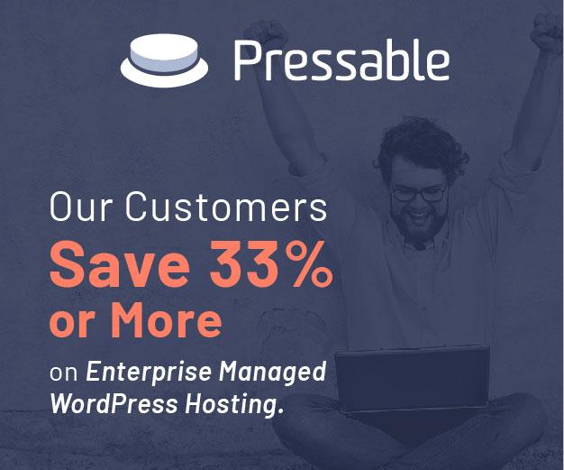 Pressable - Where WordPress Works Best