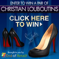 enter to win a pair of christian louivitaines