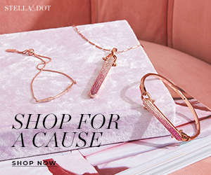 Living in the Present - Shop for a Cause Stella and Dot