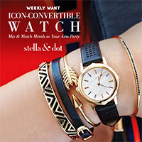 Stella & Dot Watches