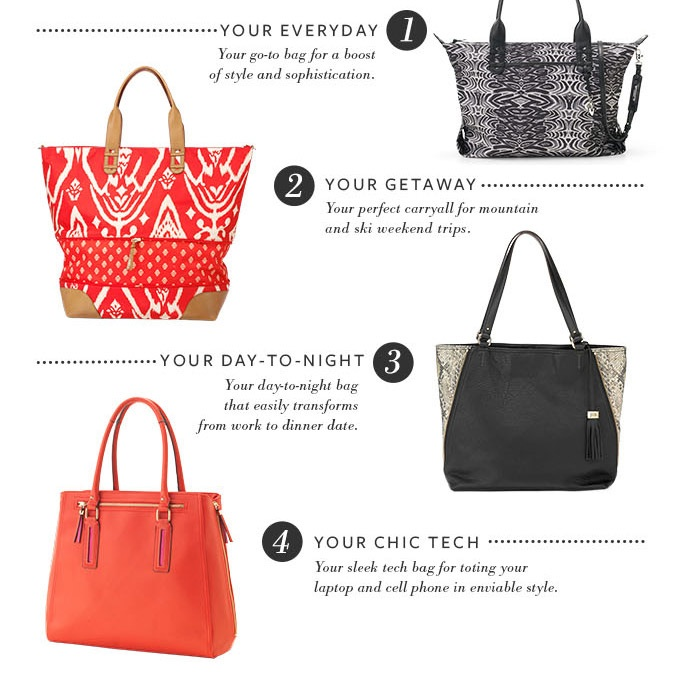 Fall Bag Trends From Stella And Dot