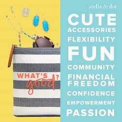 stella & dot independent stylist products