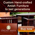 Get Your Amish Furniture With Online Amish Furniture Today!