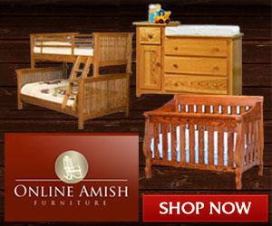 amish rustic log furniture
