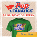 Get printed T-shirts, sweatshirts and hoodies featuring your favorite classic candy brands at PopFanatics