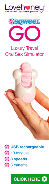 New! Sqweel Go USB Rechargeable Clitoral Stimulator