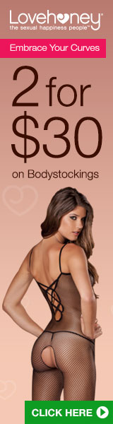 Save up to 50% with 2 for $30 on selected Bodystockings