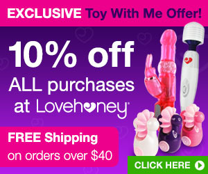 Save 10% on all purchases with exclusive Toy With Me Offer