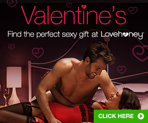Find the perfect sexy Valentine's gift at Lovehoney
