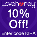 Save 10% at Lovehoney with Kira's Kink