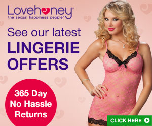 Shop the latest Lingerie Special Offers at Lovehoney.com