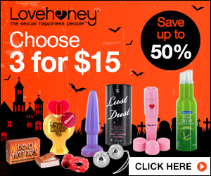 Get 3 for $15 with our Halloween Trick or Treat Pack