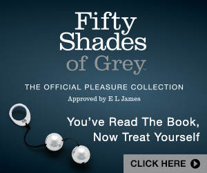 Fifty Shades of Grey the Official Pleasure Collection at Lovehoney