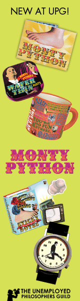 Monty Python Products from the Unemployed Philosophers Guild
