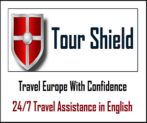 Travel with Confidence.  Travel with Tour Shield