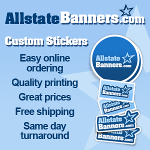 Order your custom stickers now