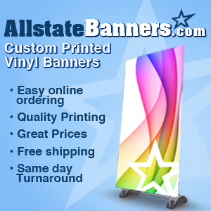Order Your Banner Stand Now