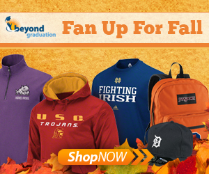 Fall Apparel Savings for Sports Fans