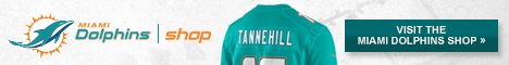 Shop for Miami Dolphins Gear at the official store of the Miami Dolphins!