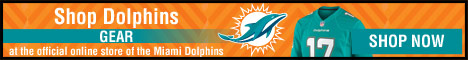 Shop Dolphins gear at the official online store of the Miami Dolphins!