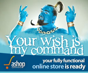 Ashop Commerce Shopping Cart Software
