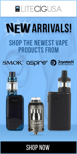 New Arrivals From Smok, Aspire, and Joyetech!