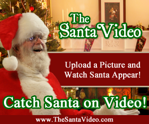 The Santa Video for kids