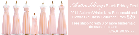 BlackFriday Bridesmaid Dress Deal