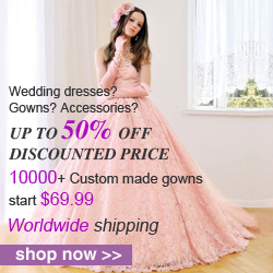 10000+ custom made gowns