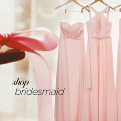 Artweddings Exclusive Bridesmaid Dresses