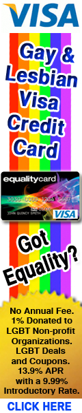 Gay Visa Card