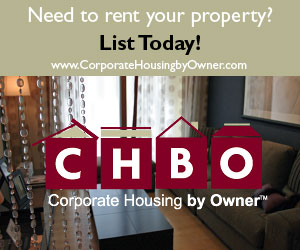 Corporate Housing by Owner coupon
