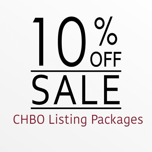 10% OFF CHBO