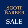 Scott Barber Summer Sale