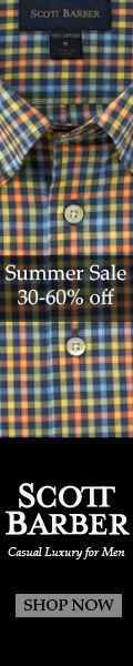 Scott Barber Summer Sale