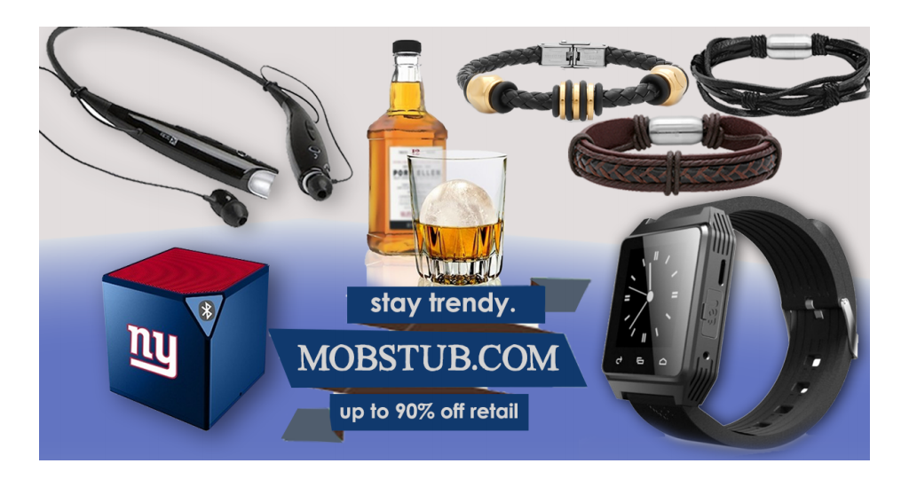 90% Off Mobstub Coupon