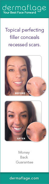 Dermaflage Perfecting Filler Conceals Scars