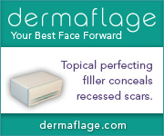 Dermaflage Topical Perfecting Filler for Scars