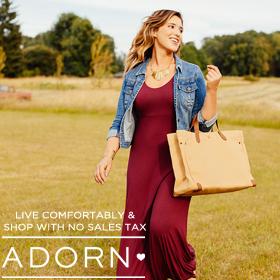 Shop Adorn - Live Comfortably