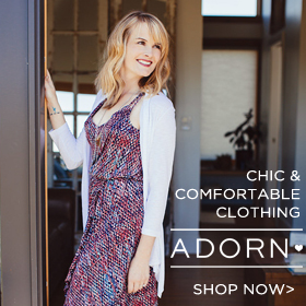 Chic and Comfortable Clothing at Adorn