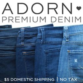 Shop Premium Denim at Shop Adorn