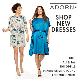 New Dresses at Adorn