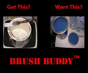 Buy the Brush Buddy