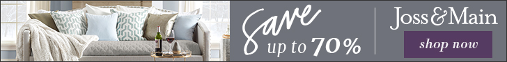 Joss & Main Exclusive online private sales for the home
