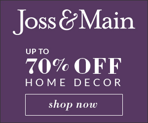 joss and main coupons promo codes 2018. Black Bedroom Furniture Sets. Home Design Ideas