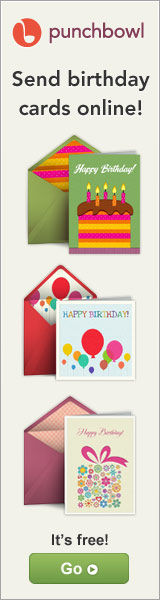 Send digital birthday cards!
