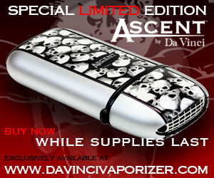 Ascent Custom Vape - Limited Edition