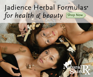 Jadience herbal formulas for health and beauty at Natural Skin RX
